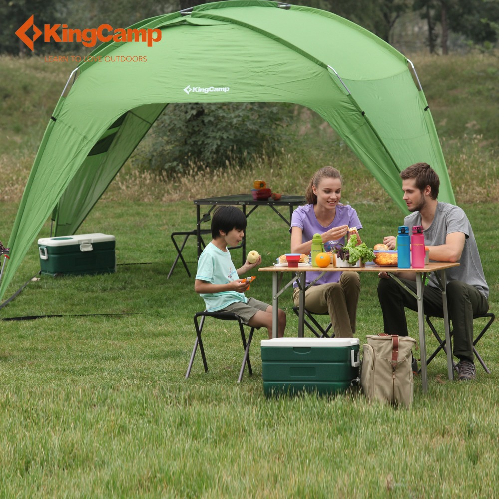 KingCamp Camping Tent Outdoor Canopy Tent For Patio Gazebo Wedding Party  Car Sun Shelter For Picnic