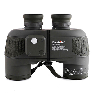 Image 5 - Boshile Verrekijker 10X50 Professionele Marine Verrekijker Waterdichte Digitale Kompas Jacht Telescoop High Power Lll Nachtzicht