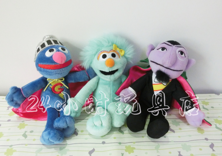Sesame Street Toys For Toddlers : Popular count sesame buy cheap lots from