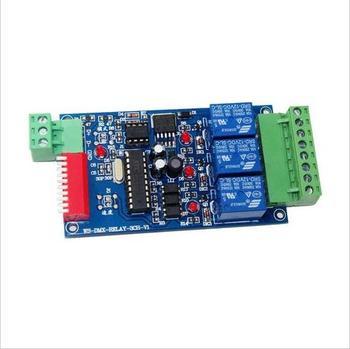 цена на DC12V DMX-RELAY-3 channel dmx512 relays use for led lamp led strip light