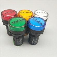 22mm A Best AD16-22D/S Signal Indicator Pure Color High Bright LED Core 12V24V220V380V