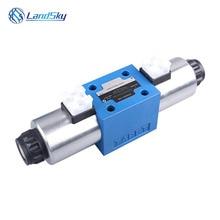 solenoid flow control valve solenoid hydraulic valve hydraulic directional control valve 24 volt 4WE10Y3X/CG24N9K4 4WE10 original solenoid valve 71331sn1mm00n0h111p3