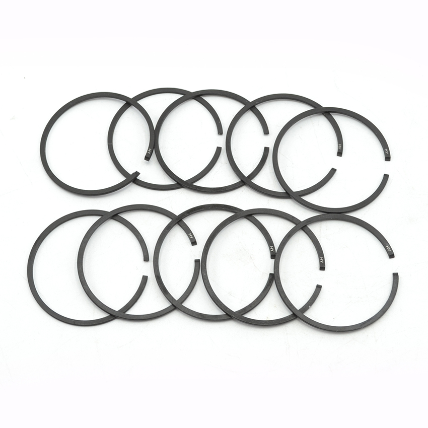 5Set Piston Rings Fit HUS 322 325 ECHO 2300 SHINDAIWA C 230 32mm X 1.5mm Brushcutter Grass Trimmer Parts 20000 41210