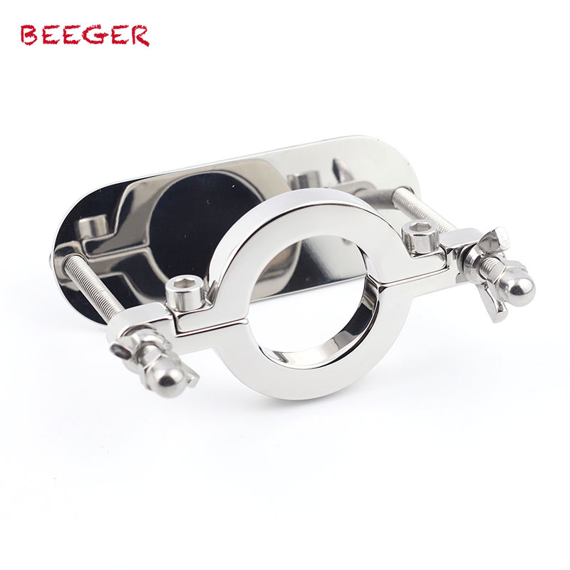 BEEGER Tom of Finland Stainless Steel Ball Crusher. Stainless Steel Scrotum Bondage BDSM Ball Stretcher Scrotal Fixture weldability of ferritic stainless steel