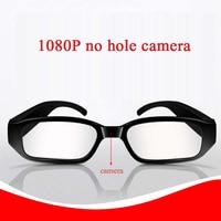 2018 NEW 1080p HD Smart Eyeglasses Mini Video Camera Mini Video Recording No Hole Video Glass