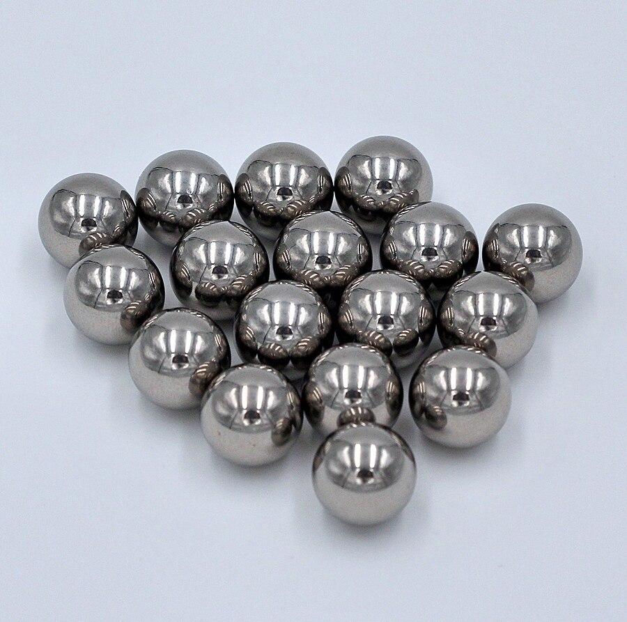3//16/'/' Chrome Steel Bearing Balls Precision Grade 40 4.763mm AISI52100