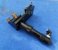 CO2 Laser Head Set Integrative Focus Lens 20MM Dia Laser Mirror Mount 50 8MM FL Engraver