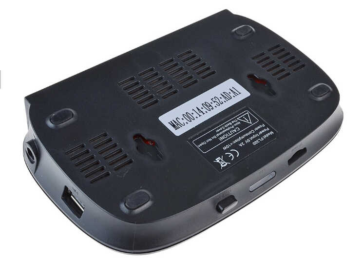 シンクライアント FL500 ミニ PC で Linux OS クラウド端末 RDP 8.0 デュアルコア 1.6 Ghz のプロセッサ 1 グラム RAM VGA