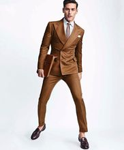 Slim Double Breasted Suit Promotion-Shop for Promotional Slim ...