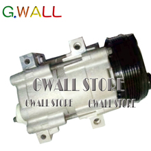 Automobile A/C AC Compressor For Car Mazda Tribute Air Conditioning With Clutch