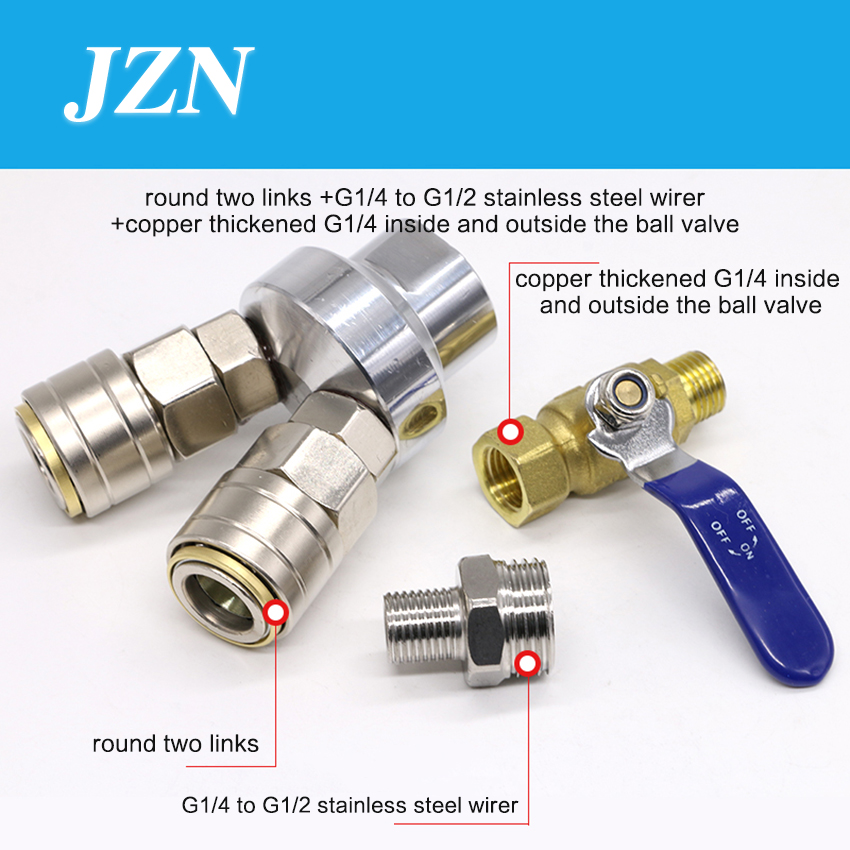 C type pneumatic quick connector self-locking round two ventilation tube quick plug male and female air pump air compressorC type pneumatic quick connector self-locking round two ventilation tube quick plug male and female air pump air compressor