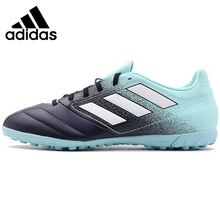 Original New Arrival 2017 Adidas ACE 17.4 TF Men's Football/Soccer Shoes Sneakers