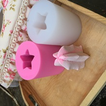 Fleshy cactus aromatherapy candle silicone mold 3D Handmade Silicon molds