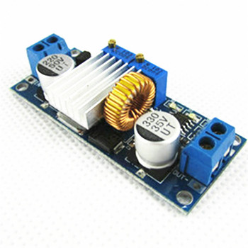 constant current constant voltage power supply module 5A voltage regulator module voltage regulator module lithium battery negative power supply module positive voltage to negative voltage 5v 12v output negative voltage conversion module 20mv low ripp