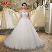SuLi SL-017 Vestido de noiva Bridal Gown Wedding Dresses