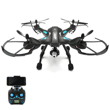 New Arrival JJRC H26WH 2 4G 4CH 2 0MP HD Camera Altitude Hold RC Quadcopter RTF