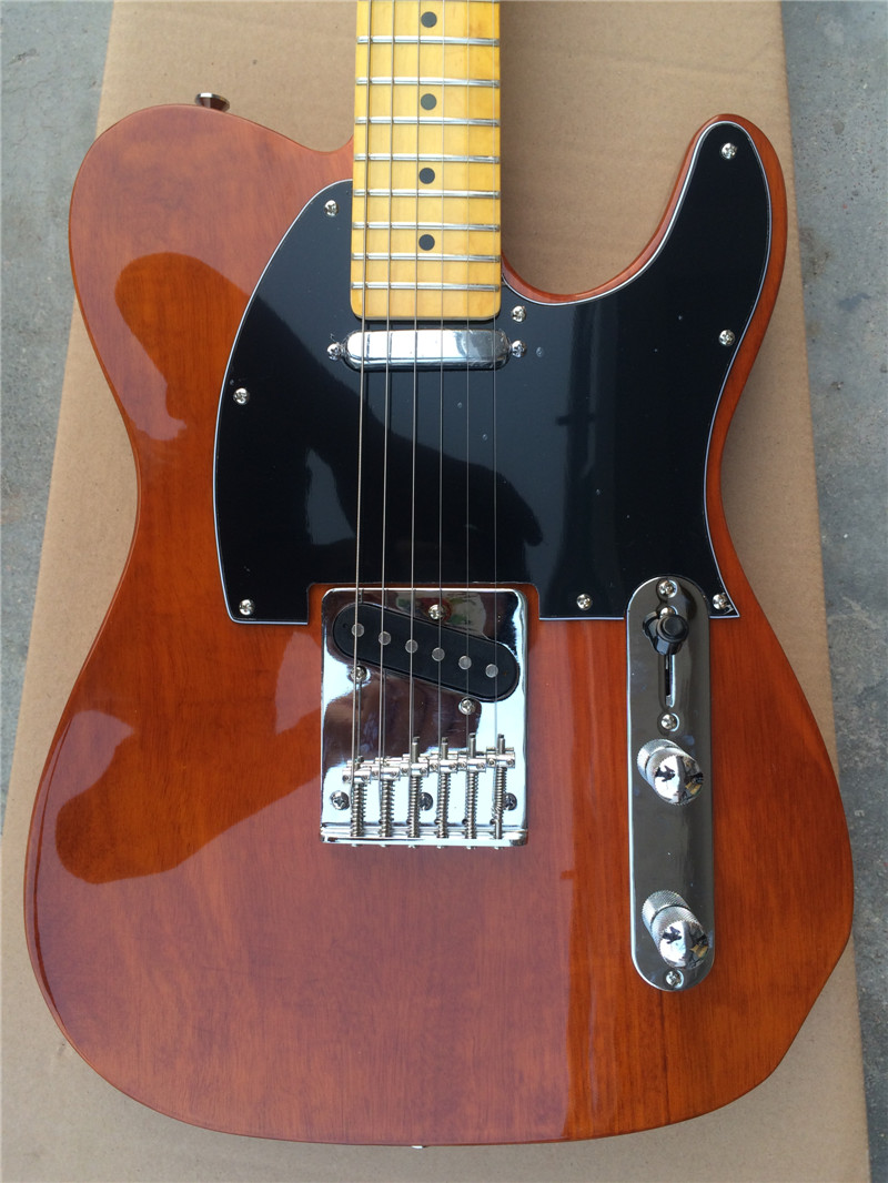 electric guitar 2016 new mahongany wood tl good sound guitar guitar in china in guitar from. Black Bedroom Furniture Sets. Home Design Ideas