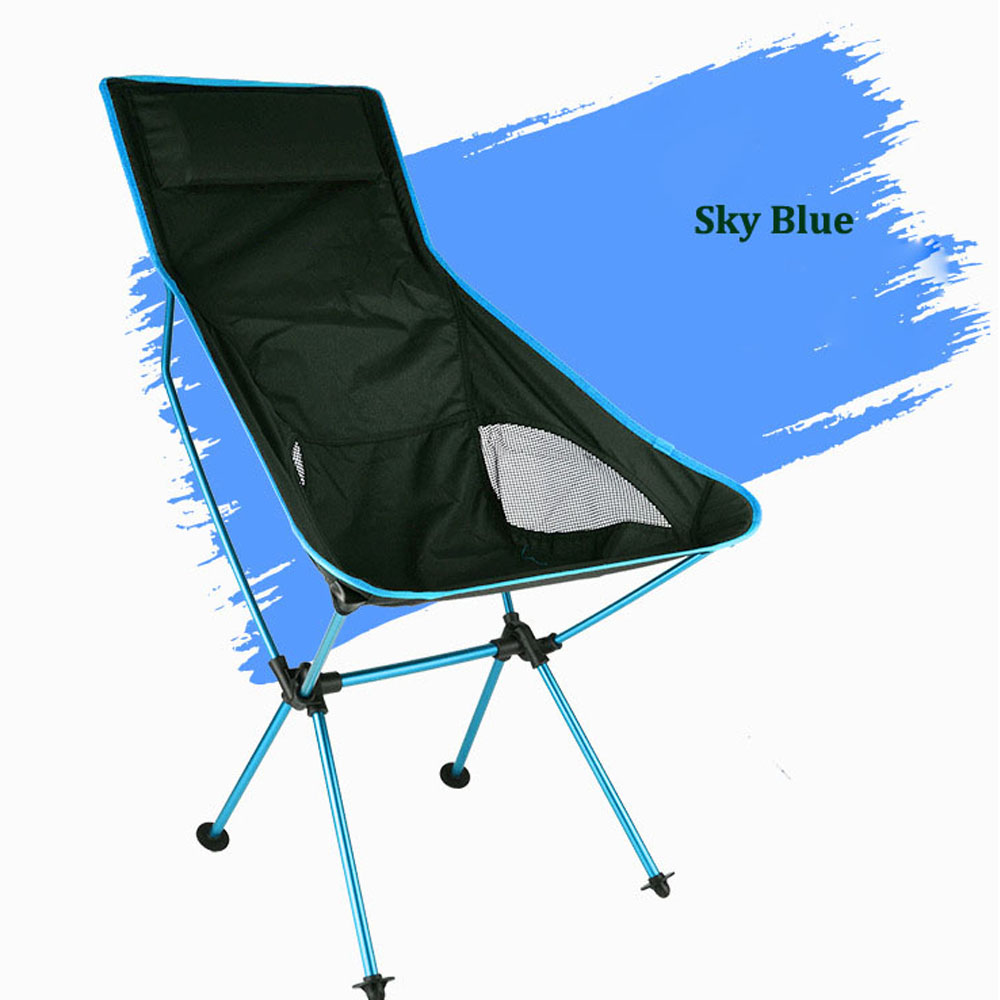 Modern Outdoor or Indoor Camping Chair for Picnic fishing chairs - Furniture - Photo 5