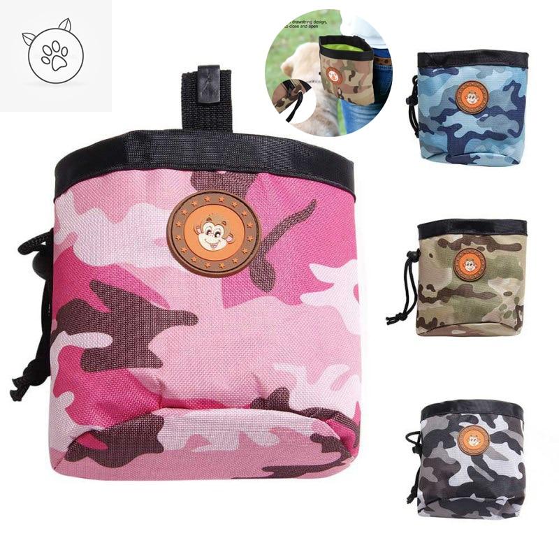 SUPREPET font b Pet b font Food Storage Bag Outdoor Portable Treat Snack Training Bag Clip