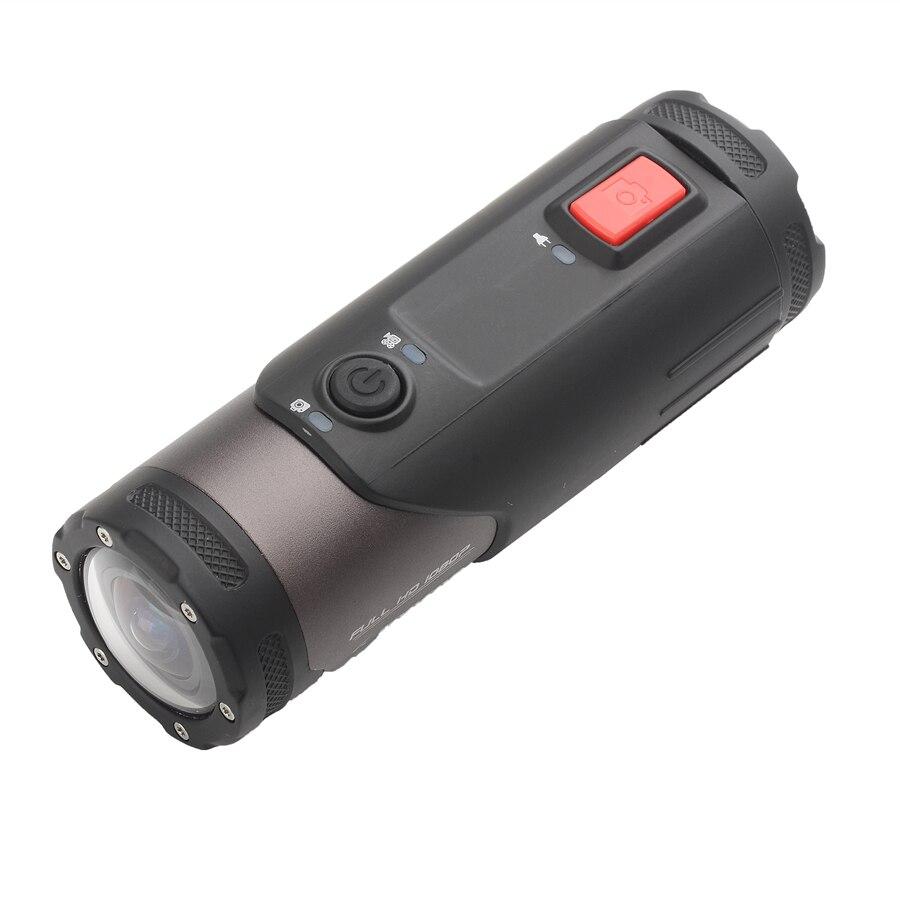 Caméra d'action originale de SOOCOO S20WS, imperméable à l'eau 10 M 1080 P Full HD vélo vélo casque Mini colonne de Sport en plein air DV cam - 2