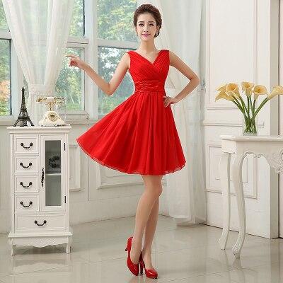 Red Junior Dresses Promotion-Shop for Promotional Red Junior ...