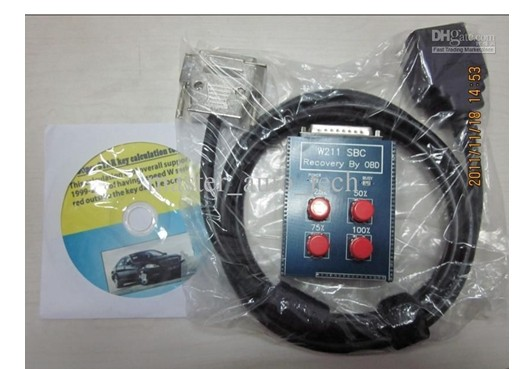 US $14 59 |SBC reset recovery tool for mercedes for BENZ W211 R230 ABS SBC  by OBD Directly on Aliexpress com | Alibaba Group