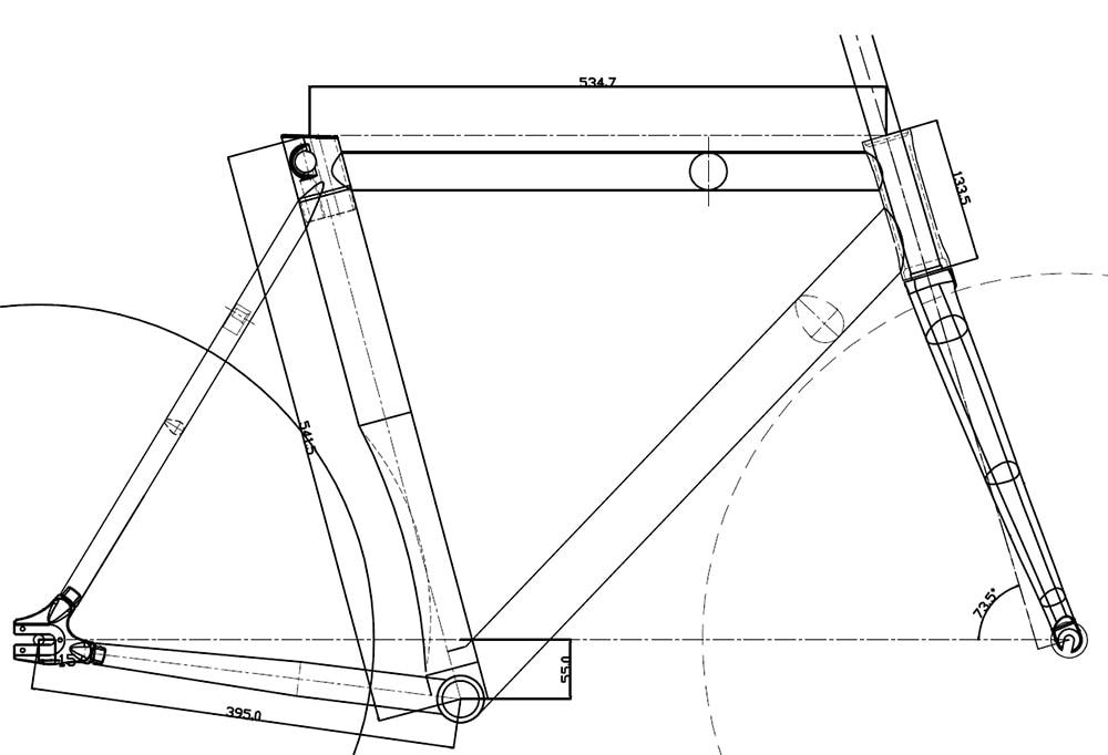 T1 Frame