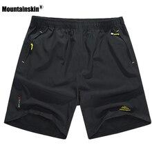 8XL мужские летние быстросохнущие дышащие шорты, уличная спортивная одежда для горного туризма, походов, бега, кемпинга, мужские брюки VA100