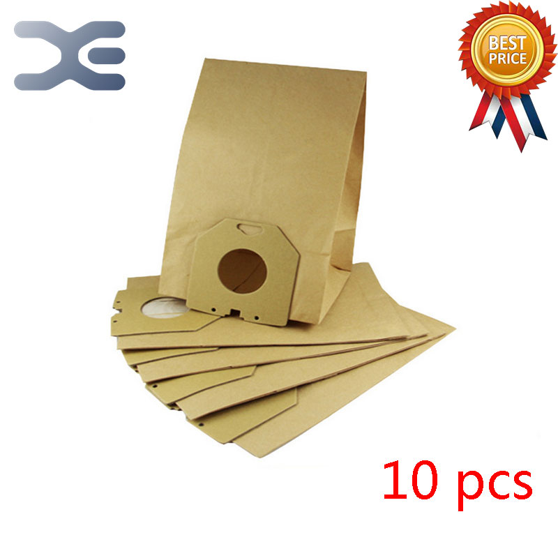 10Pcs High Quality Fitting Philips Vacuum Cleaner Accessories Dust Bag Garbage Bag Paper Bag TC400 / TC999 / HR680 2pcs high quality fitting for philips vacuum cleaner accessories dust bag non woven bag garbage bag hr8376 8378