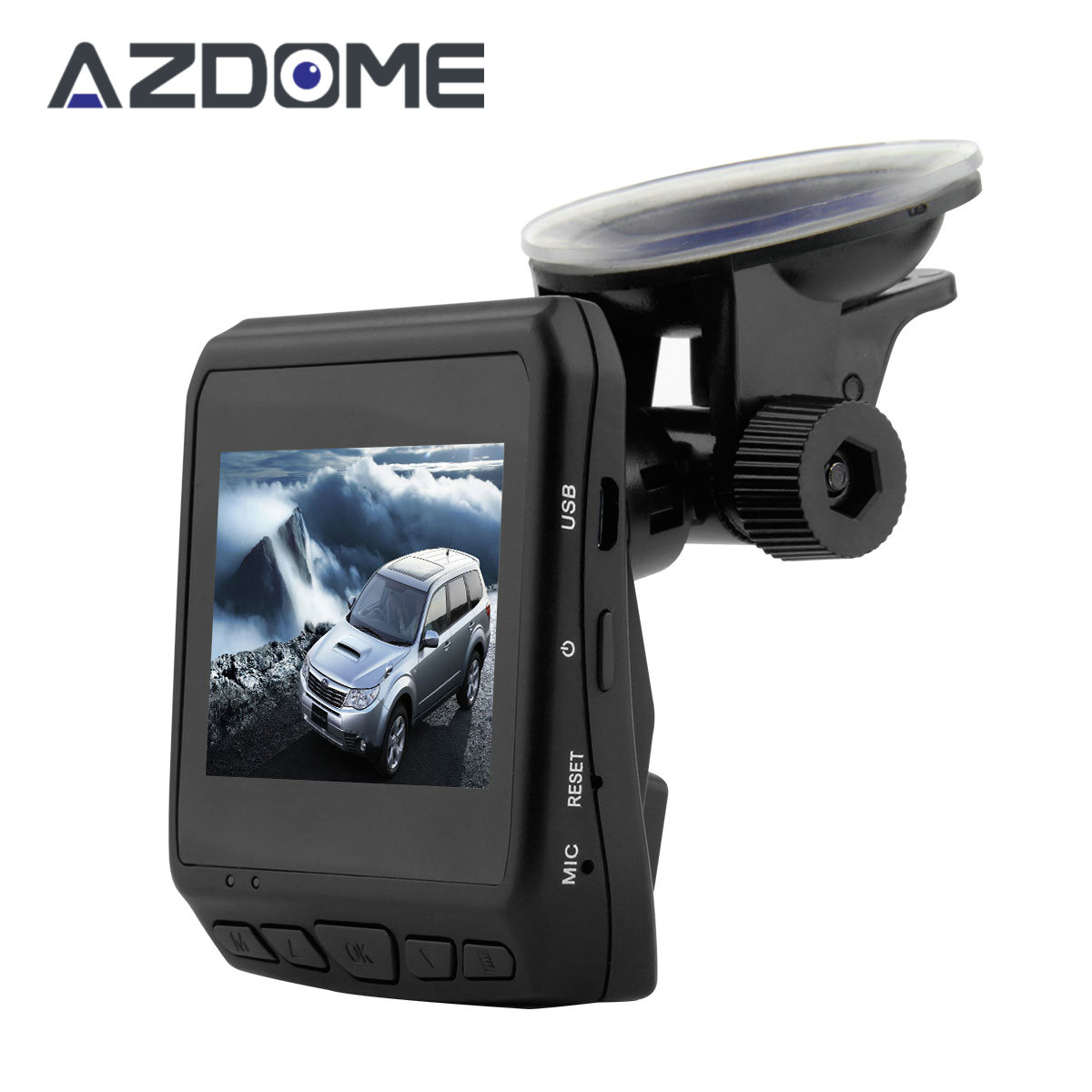 DAB211 Ambarella A12 2560x1440P Super HD font b Car b font DVR Camera Video Recorder Night