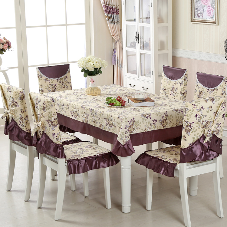 13 Piecesset Postoral Lace Tablecloth For Wedding Decor Brand