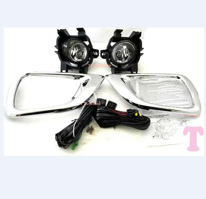 Delivered by Express ! <font><b>Navara</b></font> <font><b>NP300</b></font> 2014 2015 2016 2017 Fog Light Lamp From 23 Years Manufacturer In China image