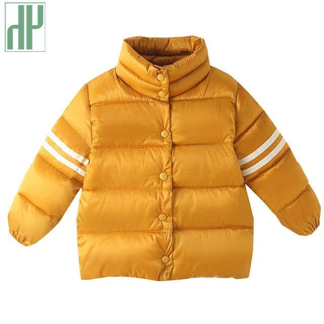 9d1931570 HH Kids winter jacket Cotton Infant Clothing Padded Jacket Clothes snow  wear baby boys parkas for girl children outerwear coat