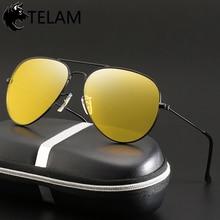 Очки ночного видения, очки для водителя, унисекс, очки для зрения, очки для вождения автомобиля, поляризованные солнцезащитные очки, антибликовые очки UV400