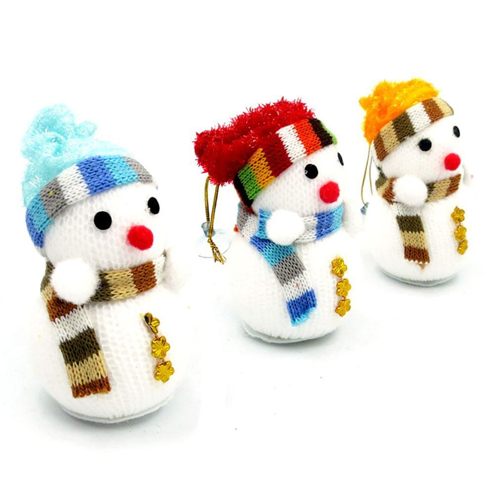 Cute Christmas Font B Snowman