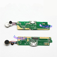 ZOPO ZP980 Original USB Plug Charge Board Connector Microphone With Vibrator Motor Parts For ZOPO C3