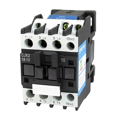 Motor Control AC Contactor AC-3 7.5KW 32A 3P 3 Pole 24 Volts Coil CJX2-1810