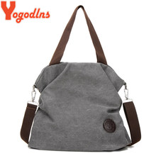 Yogodlns Women Corduroy Canvas Tote Ladies Casual Shoulder Bag Foldable Reusable Shopping Bags Beach Bag Female Cotton Cloth bag(China)