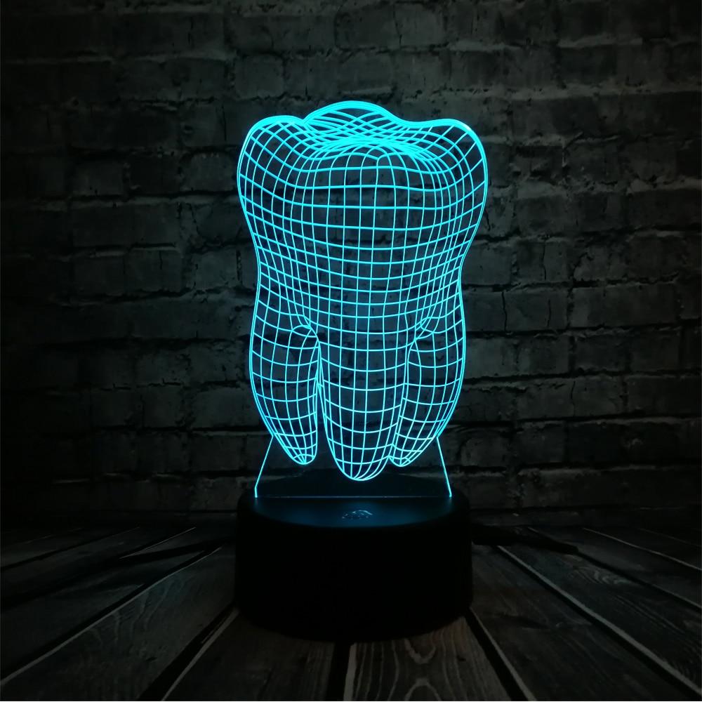 Hot Sale Dinosaur 3d Usb Led Lamp 7 Colorful Atmosphere Lava Night Light Baby Children Bedroom Lighting Gifts Led Night Lights