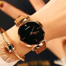 SANDA Fashion Simple Stly Women Watches