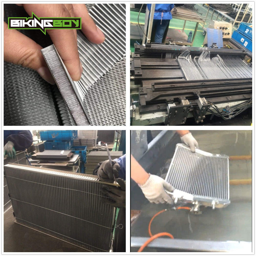 BIKINGBOY Aluminium Core MX Offroad Motorfiets Motor Radiator - Motoraccessoires en onderdelen - Foto 5