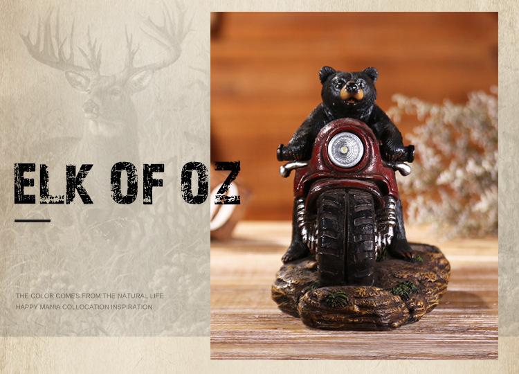 Bear Figurine (3)
