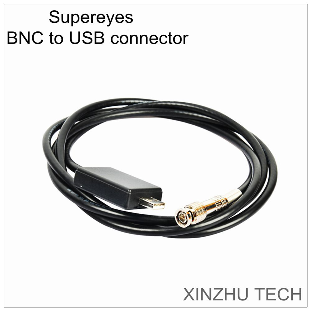 Superyes BNC to USB connector analog to digital and BNC camera to connect computer to USBSuperyes BNC to USB connector analog to digital and BNC camera to connect computer to USB