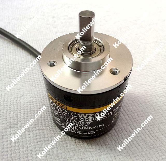 Freies verschiffen encoder E6C2-CWZ6C 400 P/R 100% Neue 1 jahr garantie