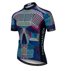 Keyiyuan Short Sleeve Bike Clothing Summer Style Pro MTB Jersey Shirt