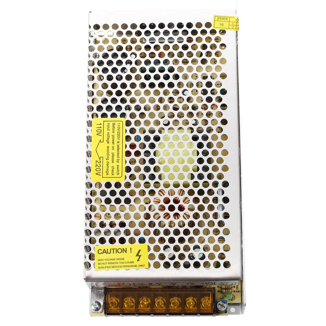 Brand New LED Transformer Electronic 110/220V AC To DC 12V 200W