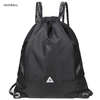 Brand New Men Sport Gym Bag Women Fitness Waterproof Multifunction Training Swimming Drawstring backpack Defense Splashing water