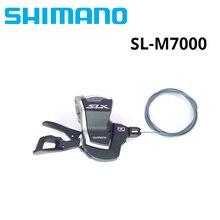SHIMANO SLX SL M7000 10 S 10 Переключатель скоростей спусковой рычаг прямо с Внутренний кабель старший чем Deore m590 m610 m615 m6000