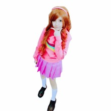 2018 japanese anime gravity falls mabel pines cosplay costume cute skirtchina