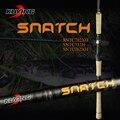 KUYING SNATCH 2,1 m 7'0 2,19 M 7'3 2,28 M 7'6 Super duro XH H fundición de carbono pesca Rod poste de caña de palo de acción rápida